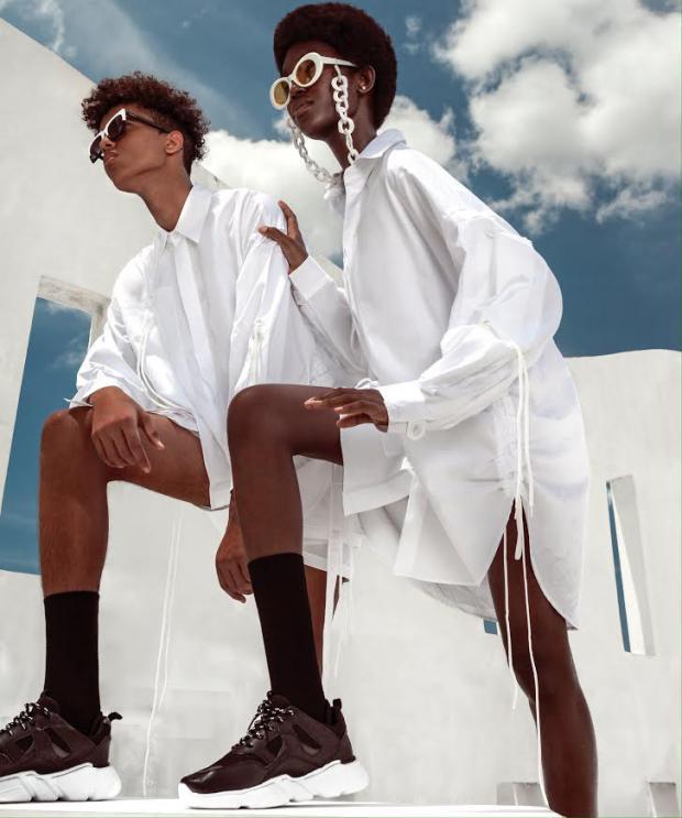 Diseñador Jusef Sánchez lanza su colección primavera-verano 2020-2021