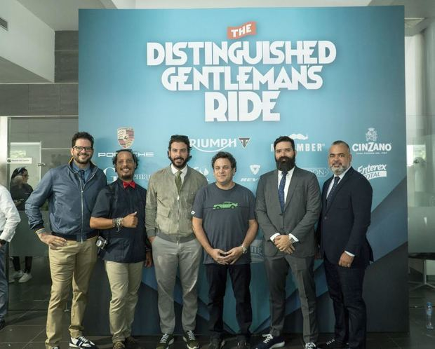 The Distinguished Gentleman's se toma la capital