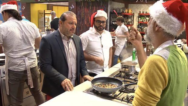 El programa de televisión Masterchef República Dominicana se viste de navidad el próximo domingo 20 de diciembre.