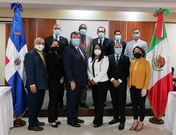 Embajador mexicano en RD gestiona hermanamientos entre ciudades de ambos países