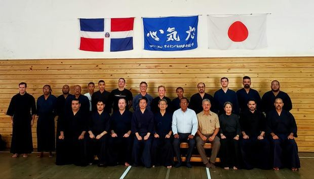 Crónica del encuentro internacional de Kendo en RD