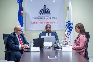 Expertos nacionales e internacionales se reúnen virtualmente para analizar la protección social en República Dominicana.
