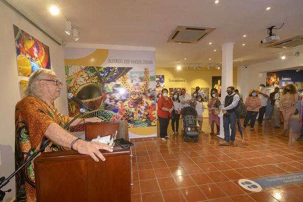 El carnaval expuesto en los Centros Culturales Banreservas y Mirador