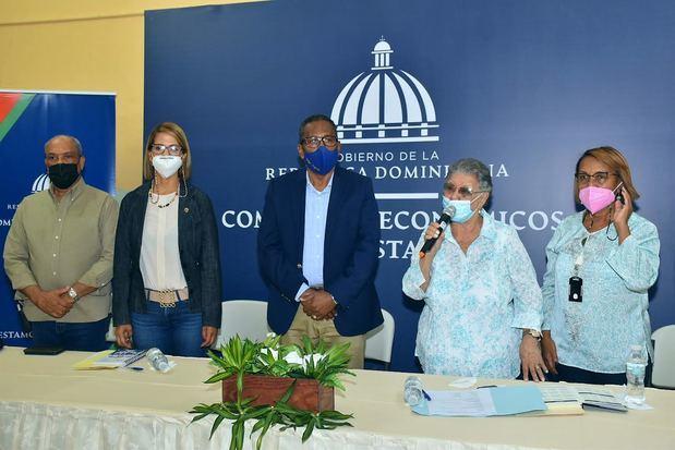 Comedores Económicos anuncian medidas a favor de envejecientes del Gran Santo Domingo