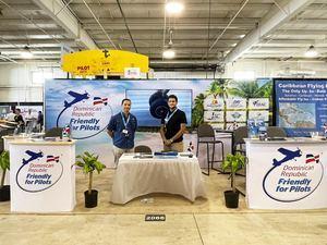 RD relanza estrategia para atraer turismo de aviación privada en feria Air Venture de Estados Unidos.