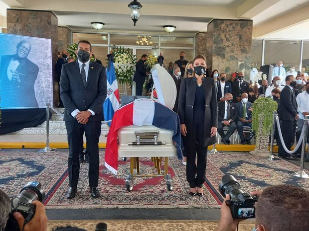 La capital dominicana homenajea al fallecido merenguero Johnny Ventura