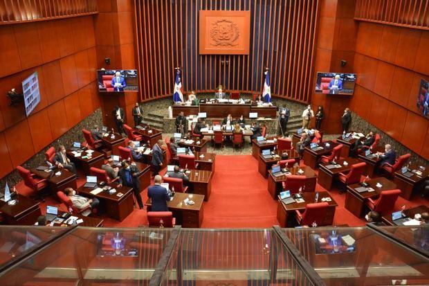 Senado aprueba en segunda lectura el proyecto que modifica el Presupuesto General del Estado para 2021