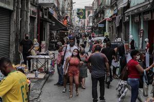 El Índice de Confianza del Consumidor, medido por el centro de estudios de la Fundación Getúlio Vargas (FGV) y divulgado este viernes, se situó en 78,8 puntos en julio, un aumento de 7,7 puntos sobre el mes anterior.