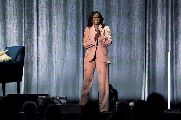 Michelle Obama, ex primera dama de EE.UU.