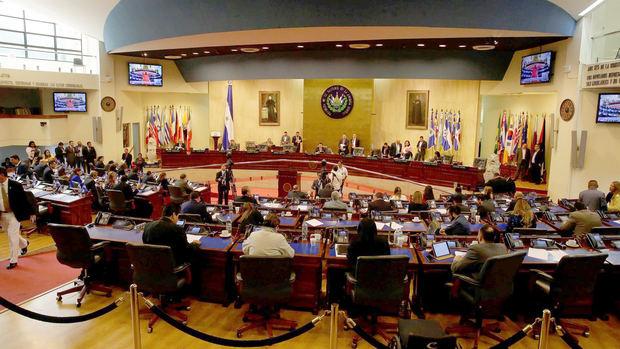 Empresarios piden respeto a la independencia judicial en El Salvador
