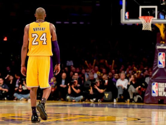 Kobe Bryant será exaltado al Salón de la Fama en mayo.