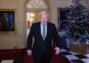 Primer ministro del Reino Unido, el conservador Boris Johnson.