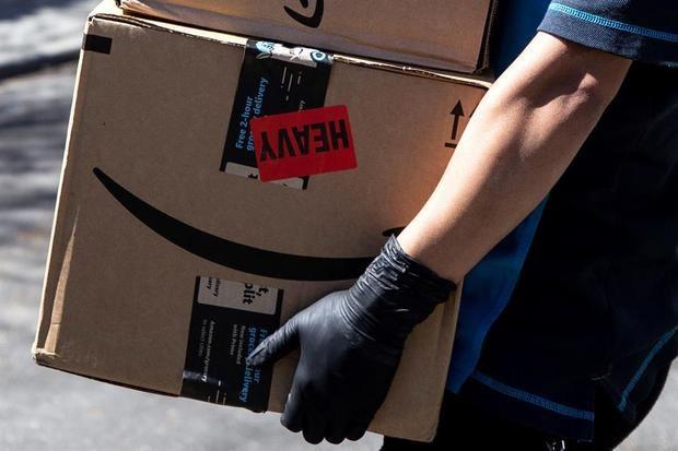 Empleados de varios almacenes de Amazon en EE.UU. dan positivo por COVID-19