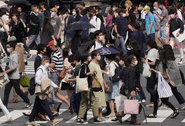 Tokio registra su máximo de contagios a ocho días de los Juegos Olímpicos