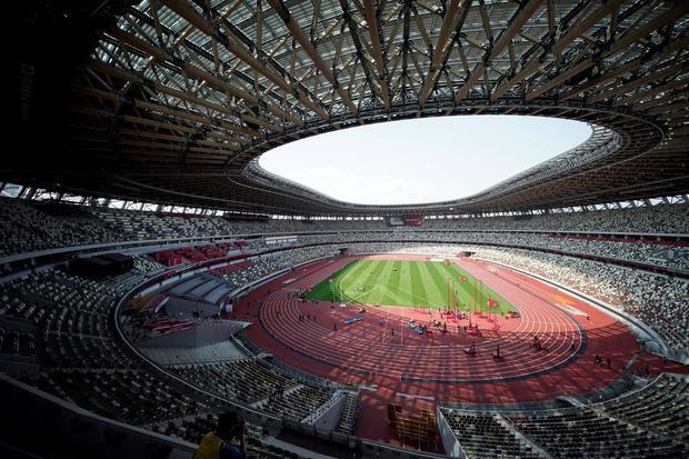 Tokio acoge evento atletismo de prueba para JJOO y sin público