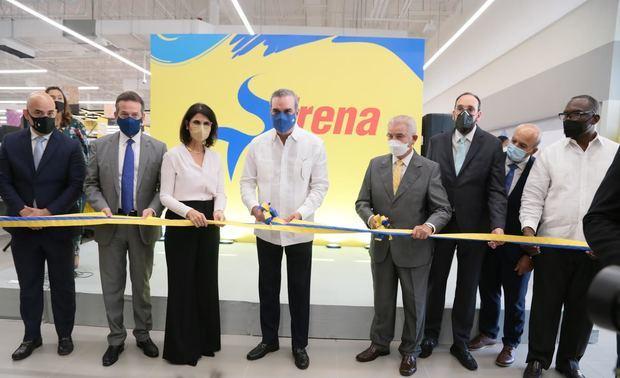 Grupo Ramos inaugura tienda Sirena Los Alcarrizos