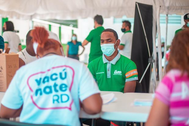 El proceso se llevó a cabo en Santiago Rodríguez, Santiago de los Caballeros, Santo Domingo, Santo Domingo Este y La Vega.