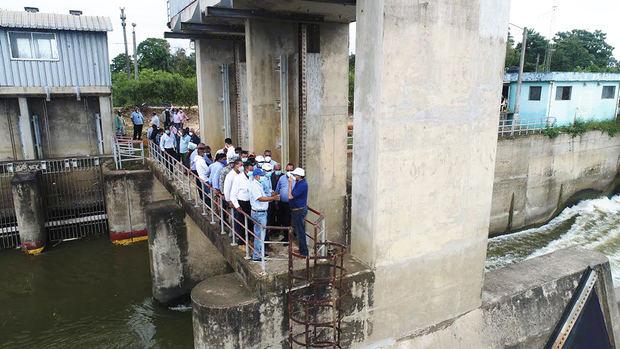 INDRHI y regantes mejorarán sistemas de riego en Bajo Yuna