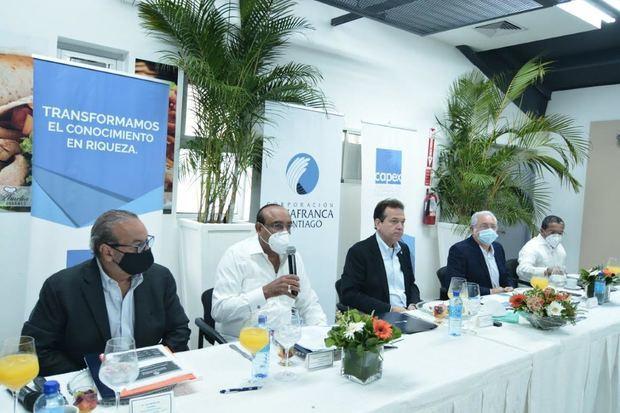Empresarios de la región Norte plantearon sus propuestas al ministro de Industria y Comercio