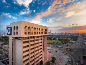 Torre Popular, sede del Banco Popular Dominicano y del Grupo Popular.