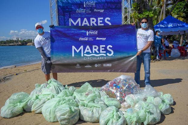 Mares circulares: iniciativa para reducir los residuos de nuestras costas.
