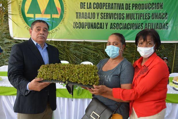 FEDA impulsa agricultura familiar, anuncia concurso
