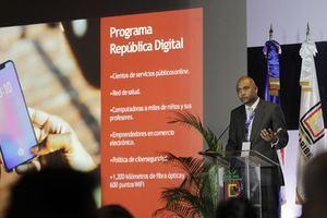 El presidente del Instituto Dominicano de las Telecomunicaciones (Indotel), participó hoy en la décima edición del Congreso Internacional sobre  Tecnología de la Información, Comunicación y Educación a Distancia.