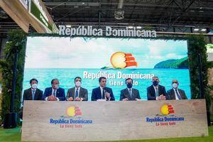 En FITUR República Dominicana se posiciona como destino estrella en la región.