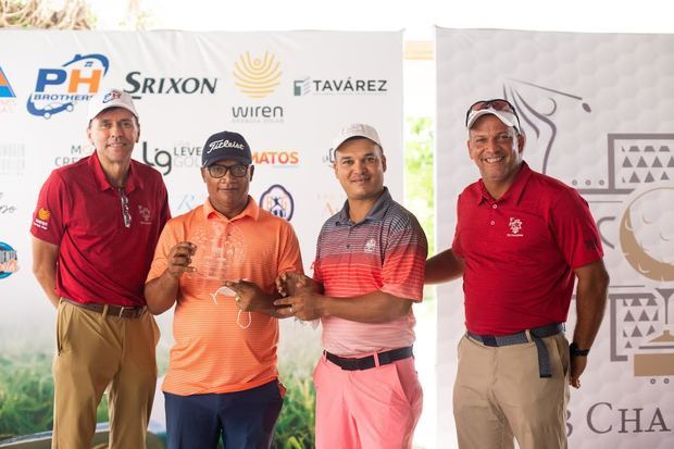 Rotundo éxito el Golf TP3 Challenge 2021