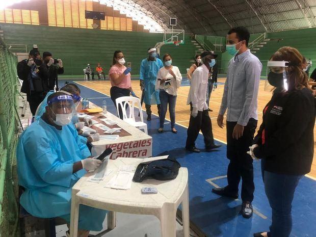 Entidades supervisan el pago de pensiones solidarias en San Cristóbal
