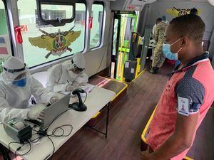 Industriales y autoridades unen esfuerzos contra el Covid-19 en Haina