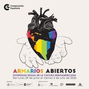 """RD participa de """"Armarios Abiertos"""" por el Día Internacional del Orgullo LGBTIQ+"""