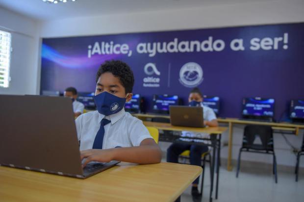 Fundación Altice beneficiará a más de 1,800 estudiantes de las escuelas de Fundación MIR