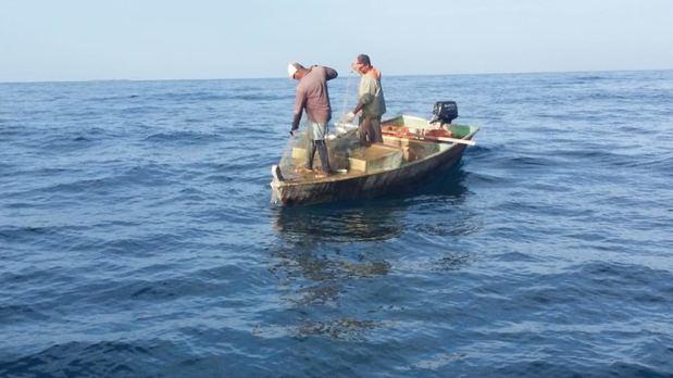 Armada de RD realizó un operativo marítimo en la zona de los Cayos 7 Hermanos