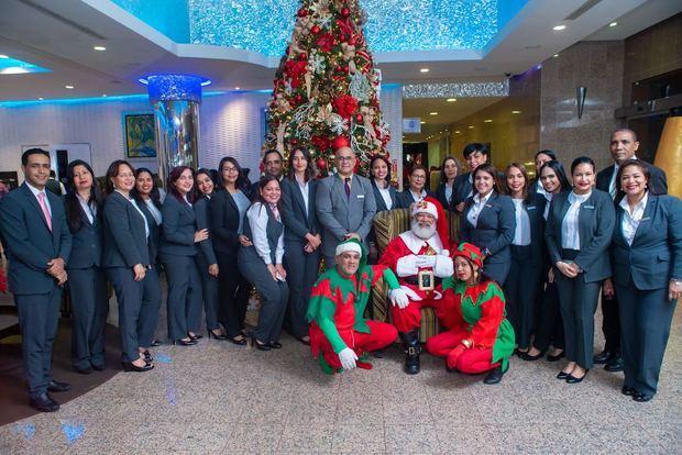 Personal Ejecutivo del Hotel Barceló Santo Domingo.