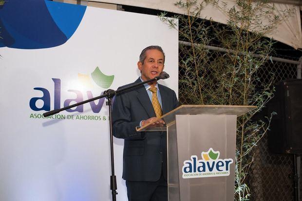 José Francisco Deschamps, vicepresidente ejecutivo de Alaver.