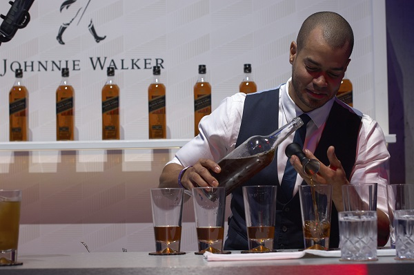 Bartender dominicano clasifica en el Top 20 de World Class Competition 2018