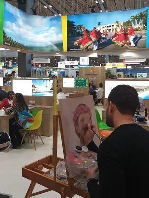 Destacan diseño, creatividad y exposición cultural del pabellón dominicano.