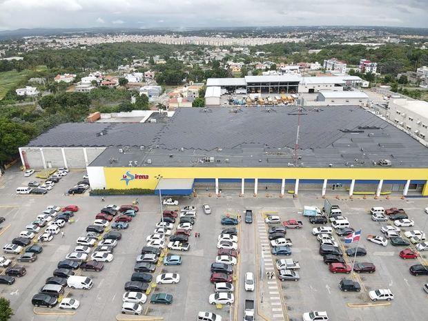 Grupo Ramos instala paneles solares en cinco tiendas Sirena.
