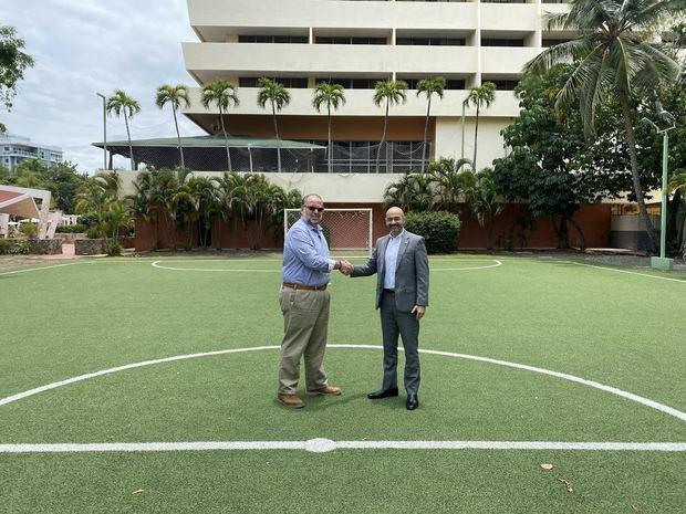 Escuela de fútbol DV7 abre segunda sede en Mirador Sur