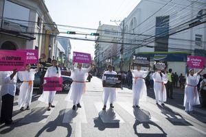 Organizaciones exigen al Gobierno dominicano respeto los derechos de las mujeres y se incluyan en planes para enfrentar la pandemia causa por el coronavirus.
