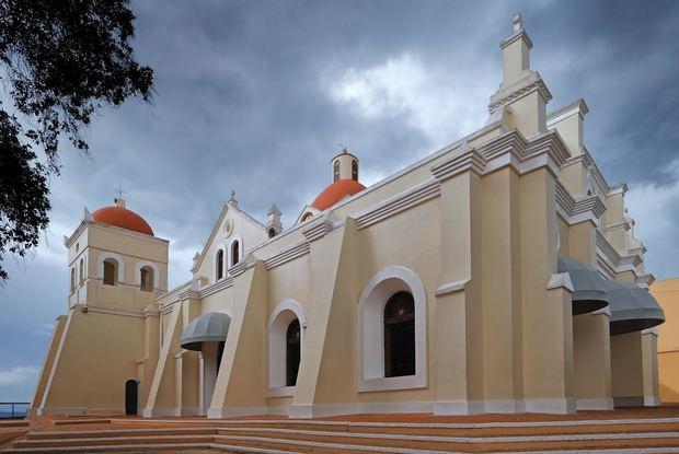 Santuario Nacional Nuestra Señora de las Mercedes, Santo Cerro, La Vega