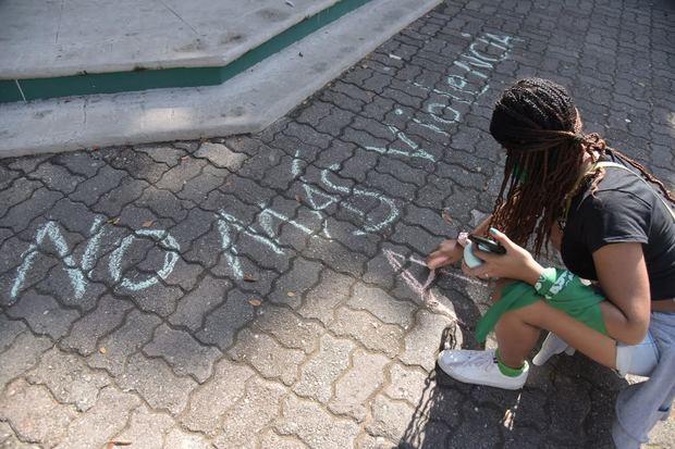 Llamaron a las autoridades a atender al reclamo de la ciudadanía de proteger los derechos fundamentales de las niñas y mujeres.