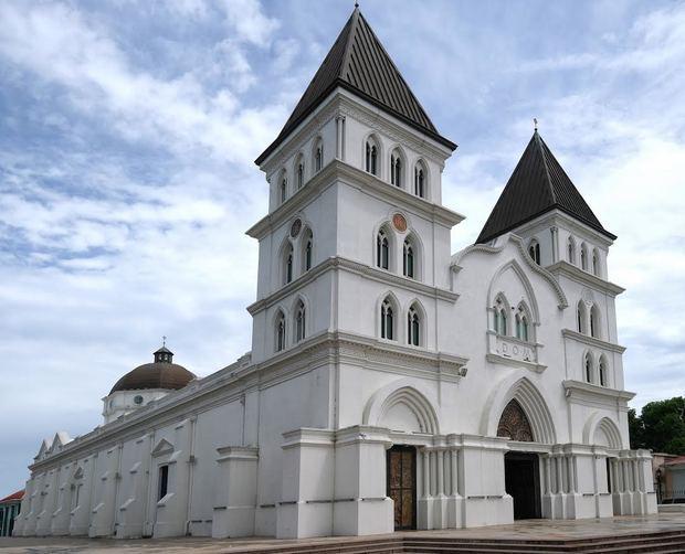 Catedral de Santiago Apóstol, Santiago de los Caballeros.