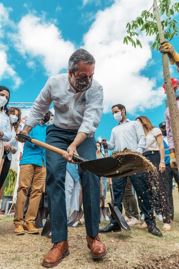Entidades lanzan Plan de Arbolado del DN 'Siembra tu Ciudad'
