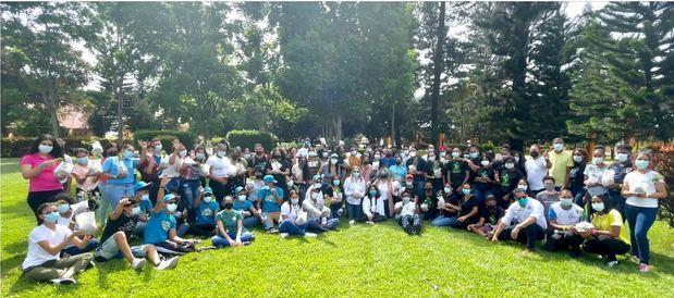 Miembros Escuela Salesiana.