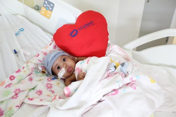 CEDIMAT, Heart Care International y Fundación Fondo para la Niñez David Ortiz realizan jornada cardiovascular pediátrica
