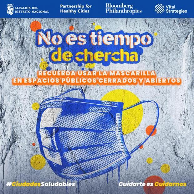 ADN y Alianza de Ciudades Saludables lanzan campaña de conciencia para prevención de Covid-19