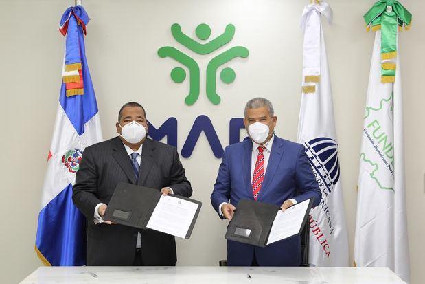 MAP y FUNDESI firman alianza para apoyar y fortalecer ejecutorias de los gobiernos locales