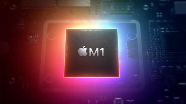 Poder de Mac con el chip M1